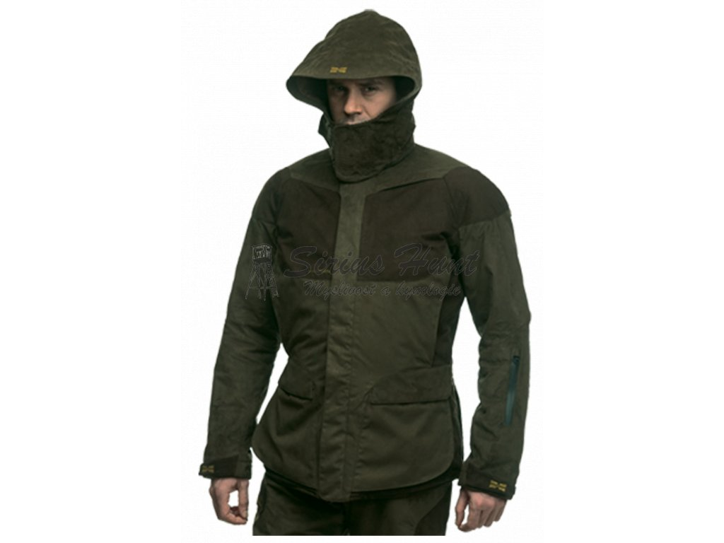 8ab6a4323dc1d Hillman XPR Coat zimní bunda b. Dub - Sirius Hunt