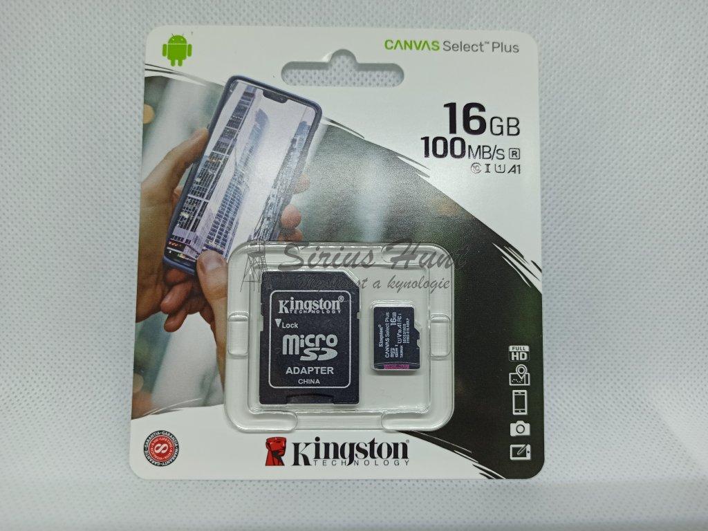 SD karta 16 GB