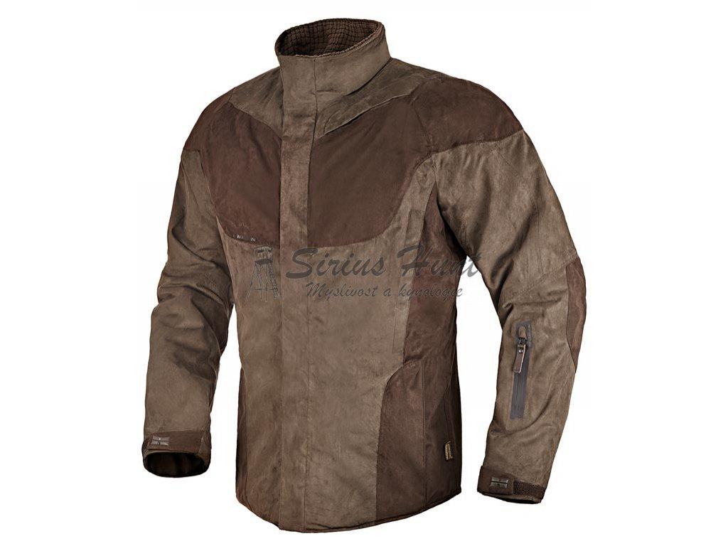 Hillman XPR Jacket zimní bunda b. Dub