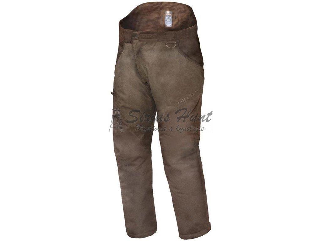 vyr 84175346Fusion Pants zimni kalhoty b Dub