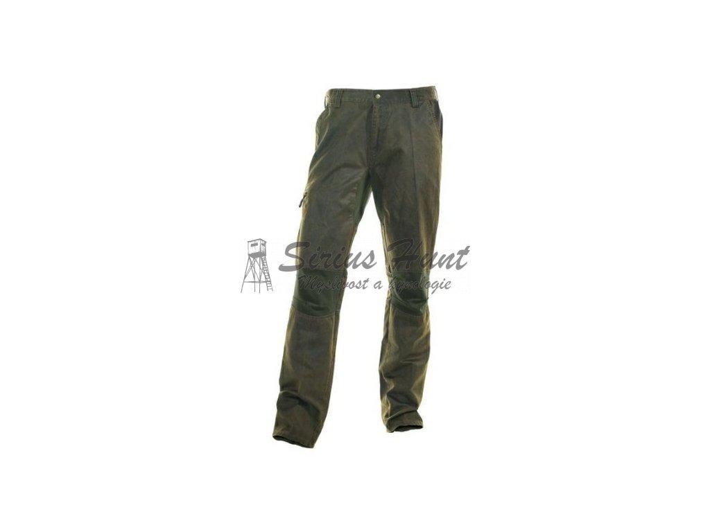 Swedteam Wolverine Green pánské kalhoty