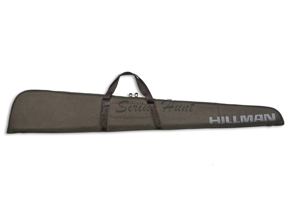 vyr 1265Hillman Guncase With Pocket 140cm dub