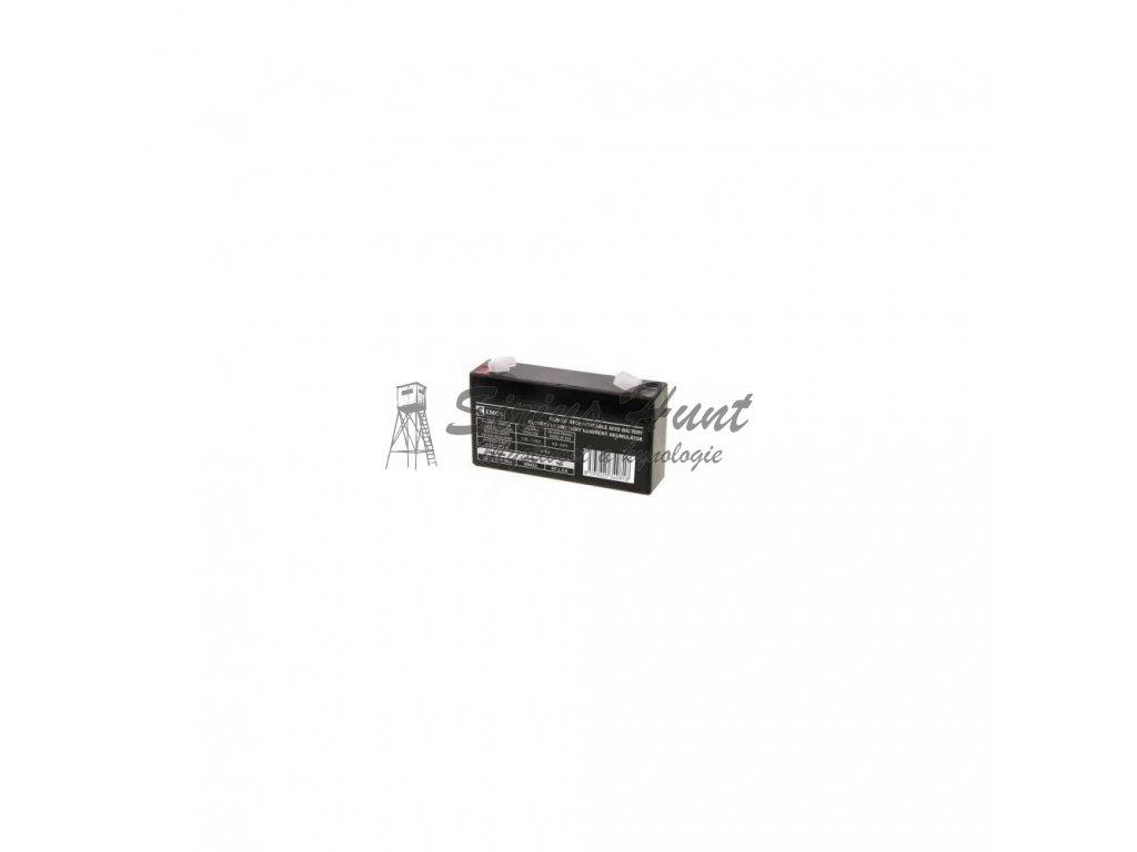 externi baterie pro fotopast vcetne propojovaciho kabelu