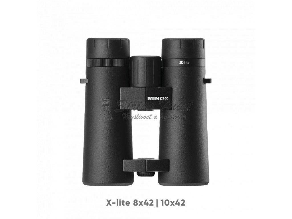 Dalekohled Minox X-lite 8×42
