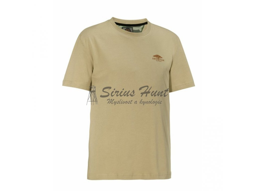 Swedteam OAKES SAND pánské tričko