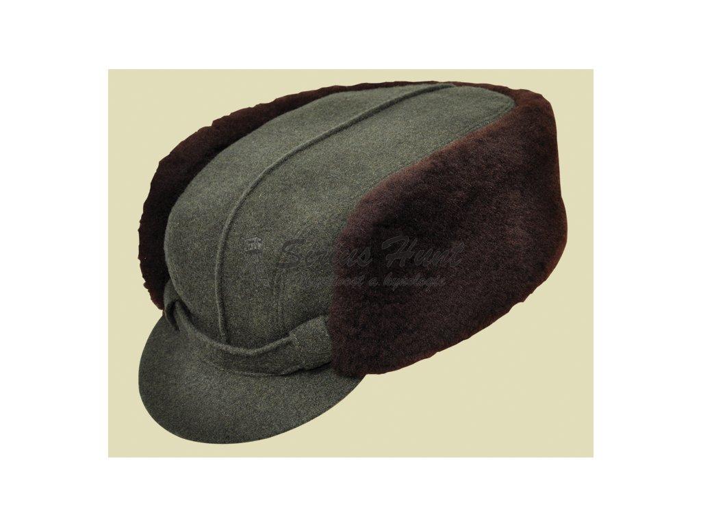 Myslivecká zimní čepice Berta