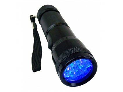 Berger-Schroeter UV svítilna pro dosled zvěře