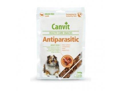 canvit snacks anti parasitic 200g
