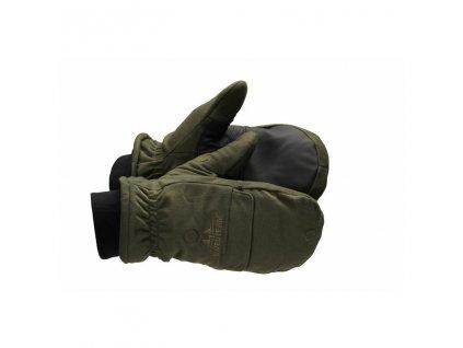 Swedteam Green střelecké rukavice