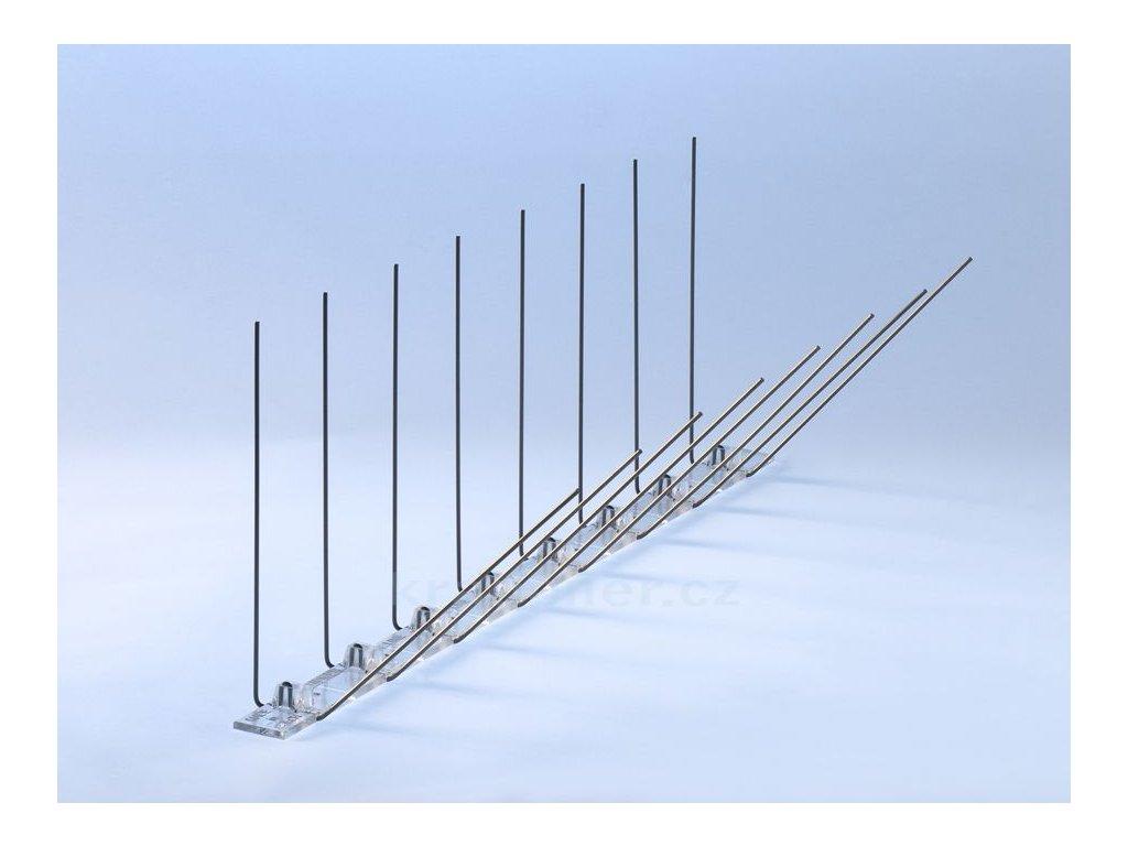 Hrotový systém HK 112 pro 100 mm šíře