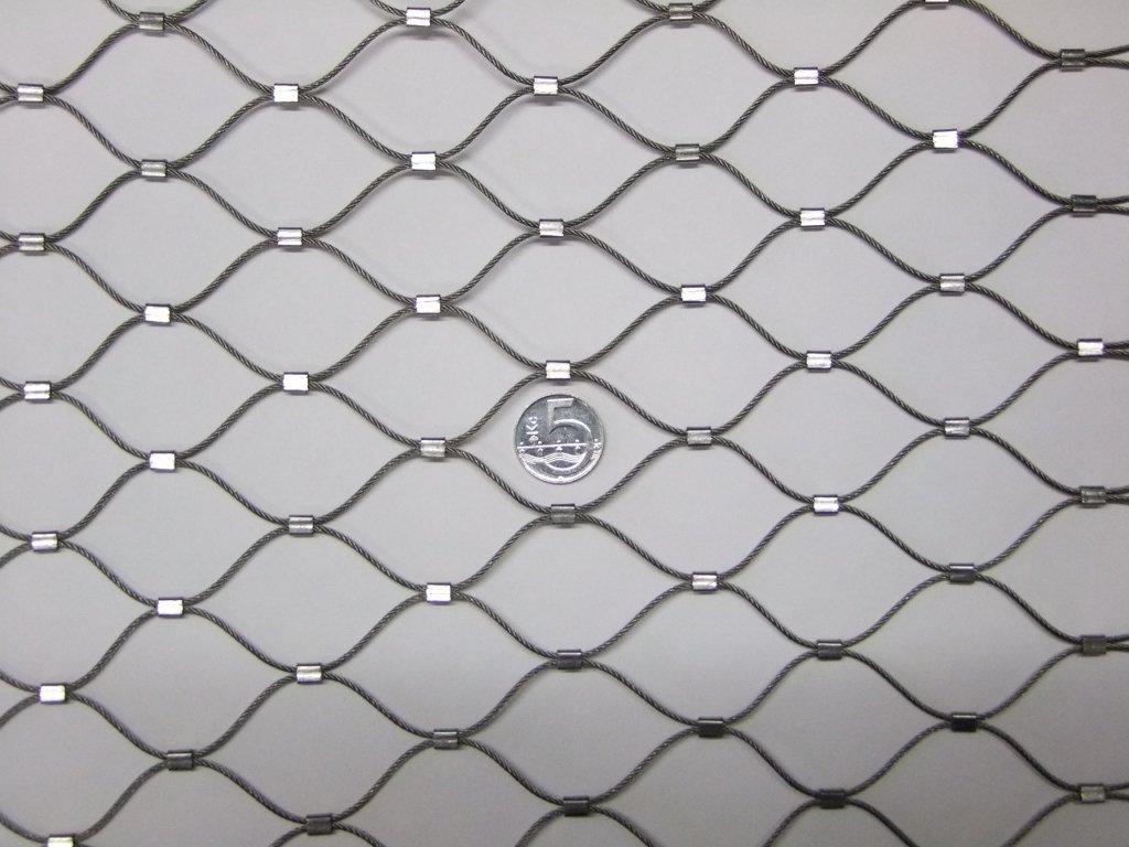 Nerezové sítě vlákno 1.6 mm oko 38 x 38 mm cena za m2