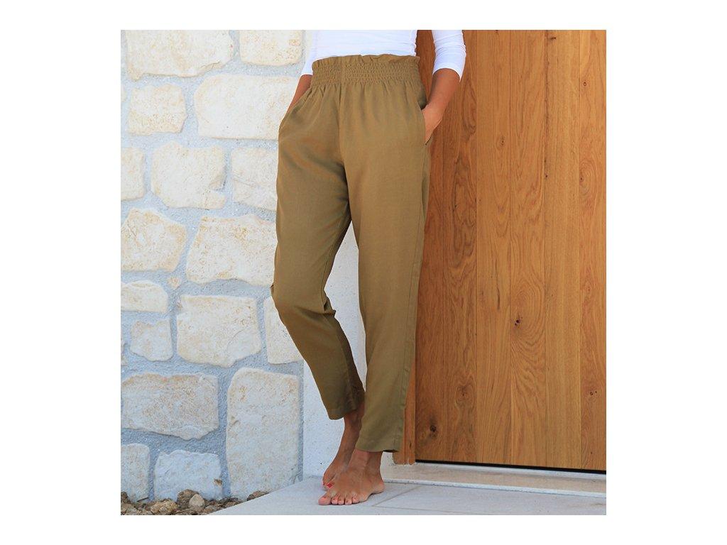 strih na damske kalhoty 2