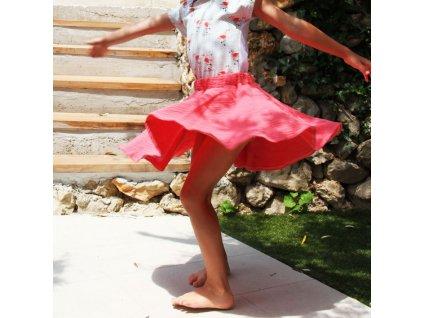 strih zdarma detska sukne