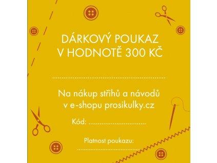 darkovy poukaz 300 web