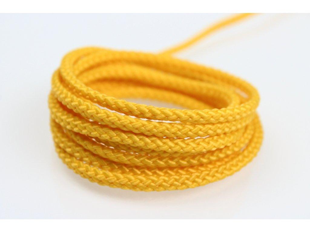 Šńůra SPP tandem - žlutá