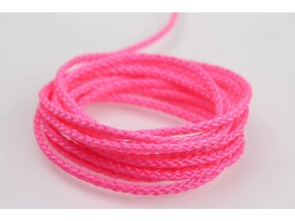 Šňůra SPP tandem - růžová neon