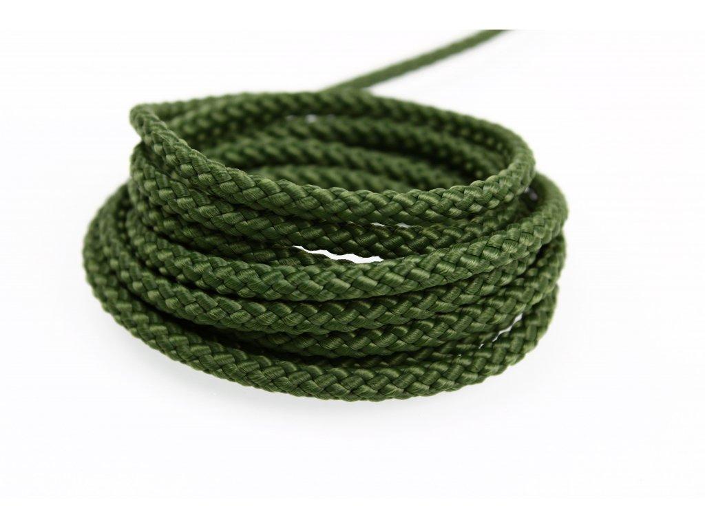 Šňůra SPP tandem - tmavá zelená