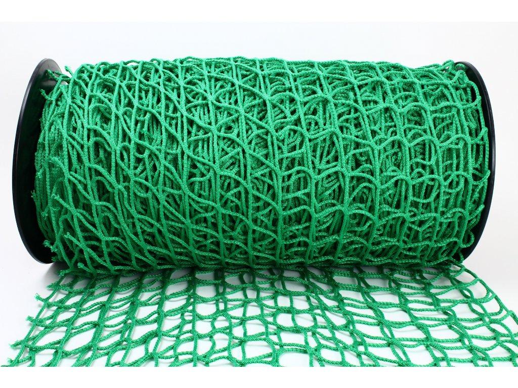 Ochranná síť - zelená, oko 5x5cm
