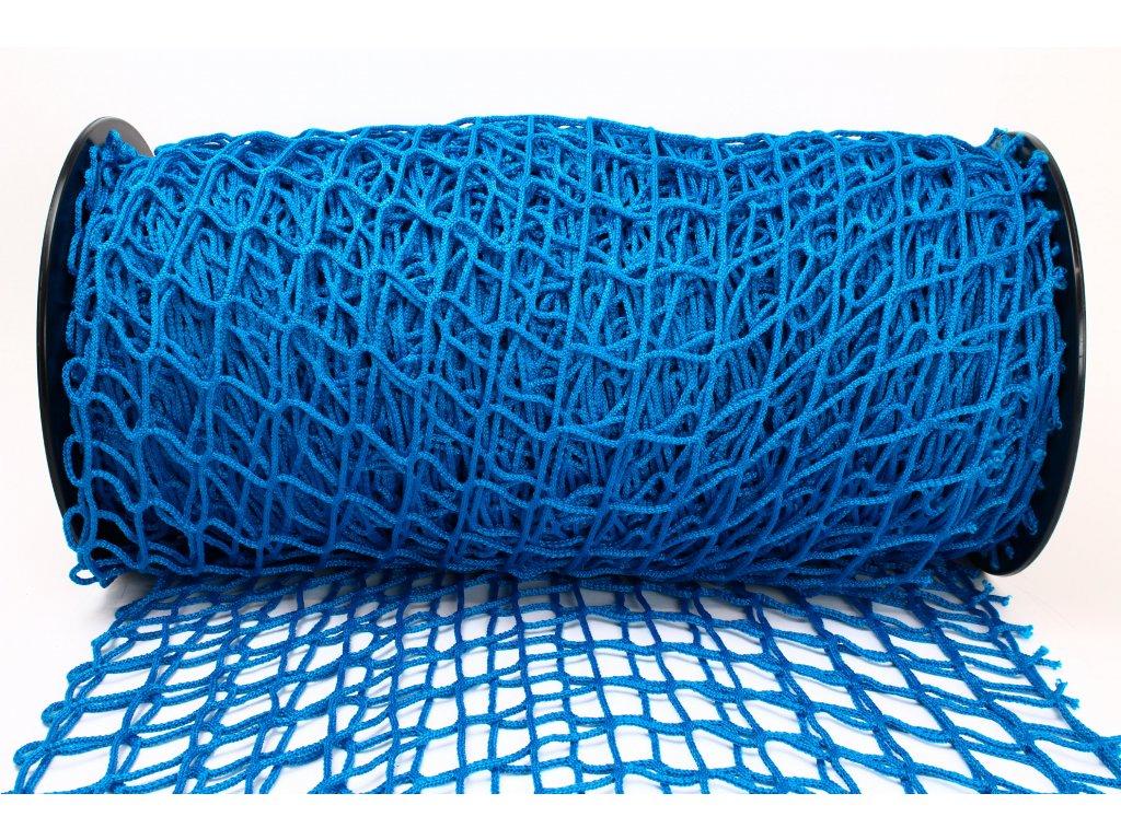 Ochranná síť - modrá, oko 5x5cm