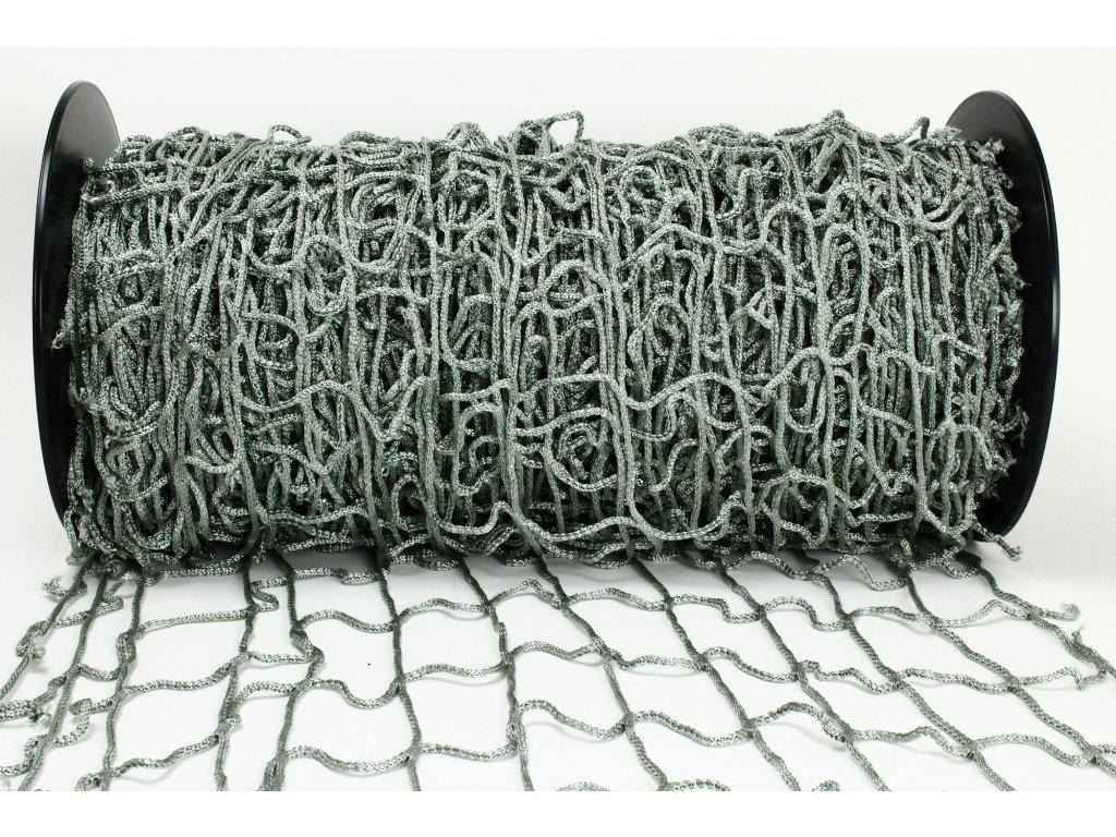 Ochranná síť - mentolová, oko 10x10cm