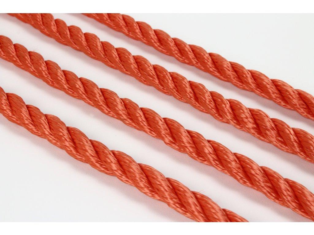 Lano SPP Twister - oranžová