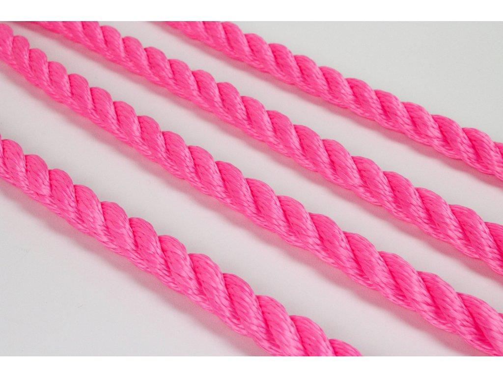 Lano SPP Twister - růžová