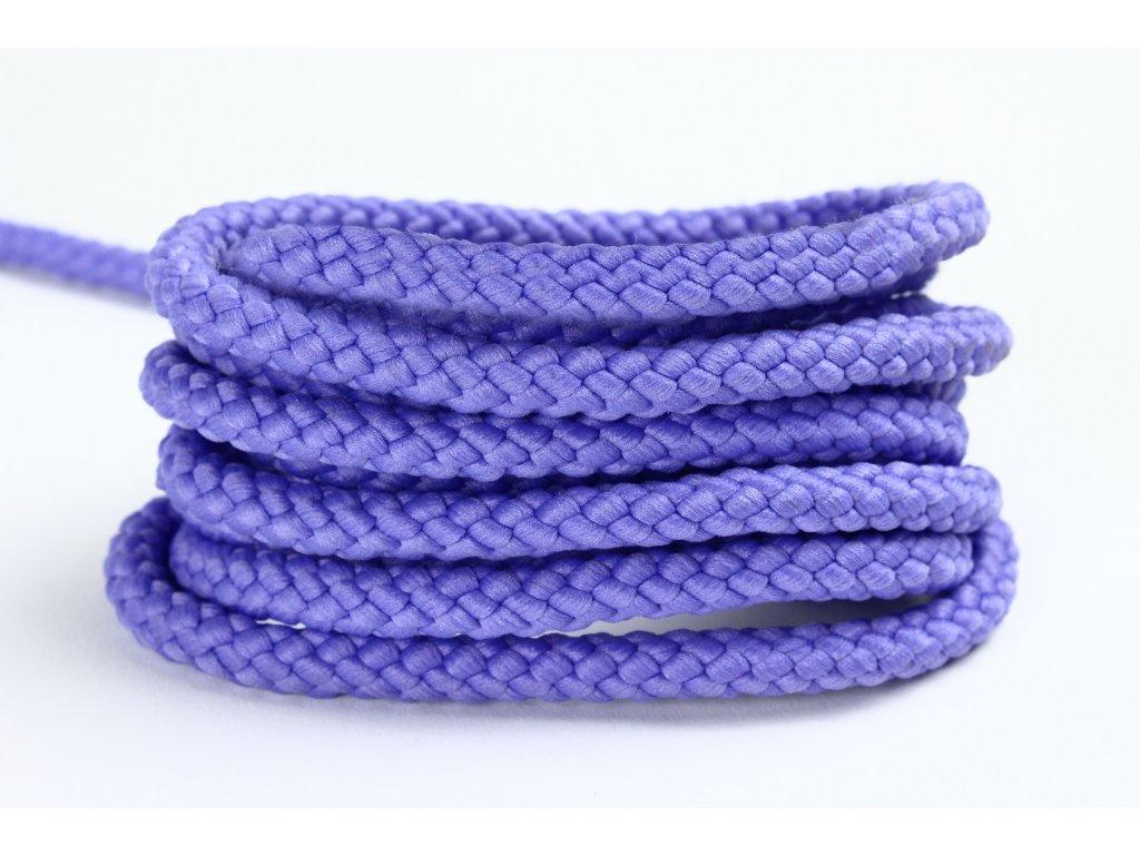 Tandem šňůra PES - fialová parmská