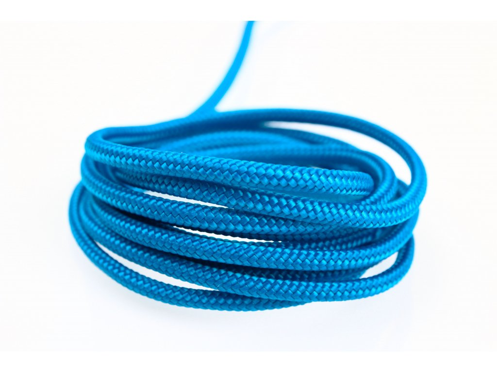 Klasik šňůra - modrá