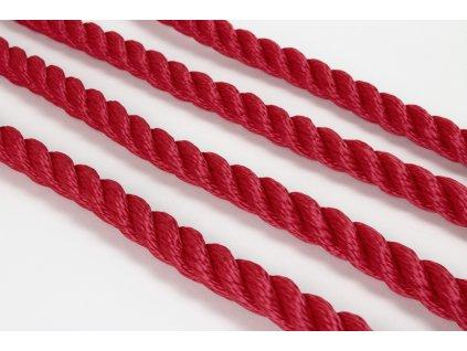 Lano SPP Twister - červená