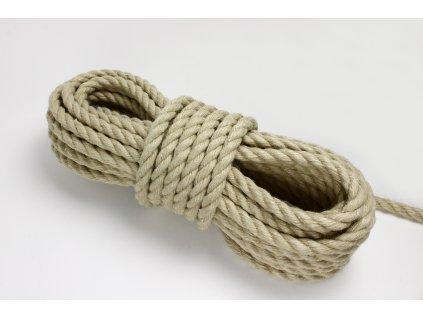 Stáčené lano Naturex