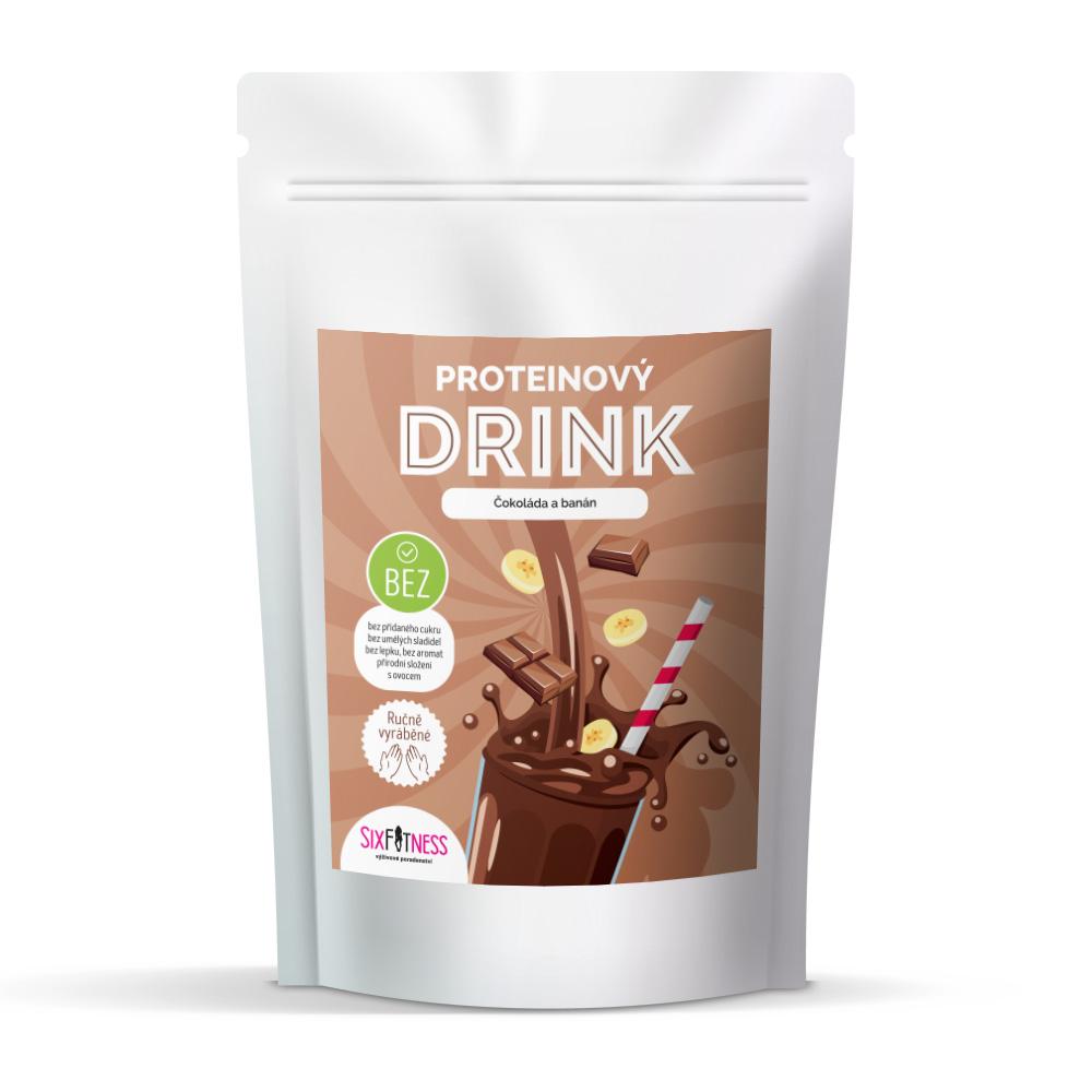 Nový proteinový drink