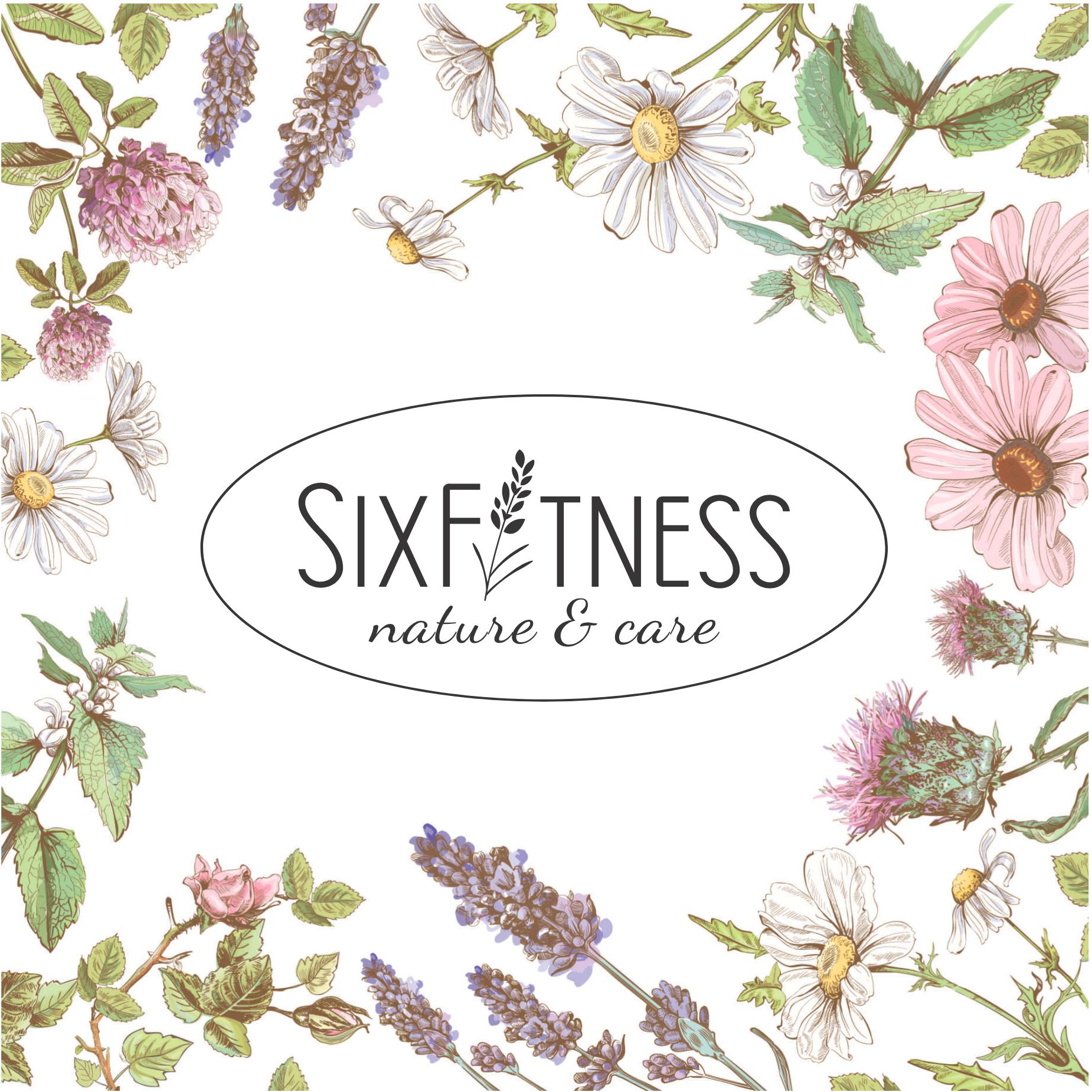 Zrodila se přírodní kosmetika SixFitness nature & care!