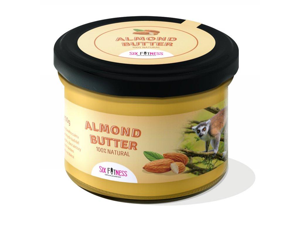 sixfitness mandlove maslo