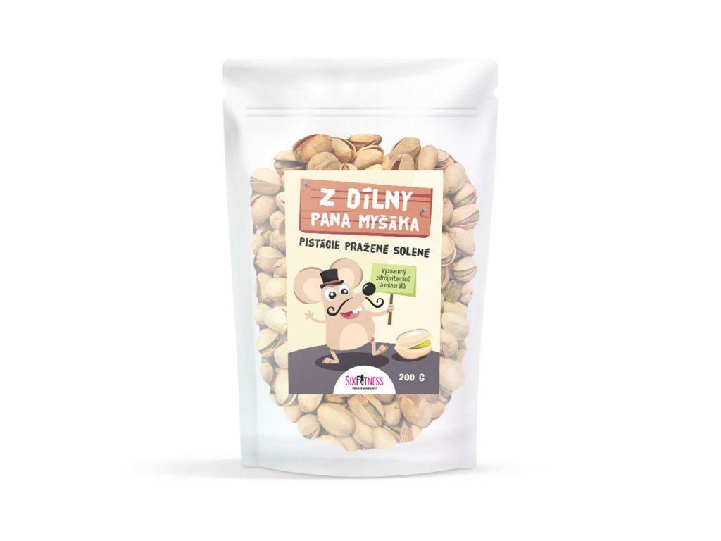 Natural pistacie