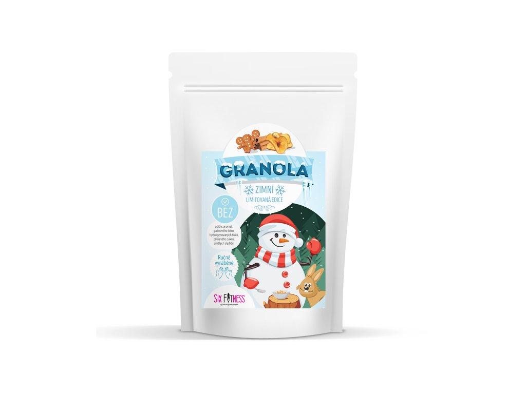 sixfitness granola zimni