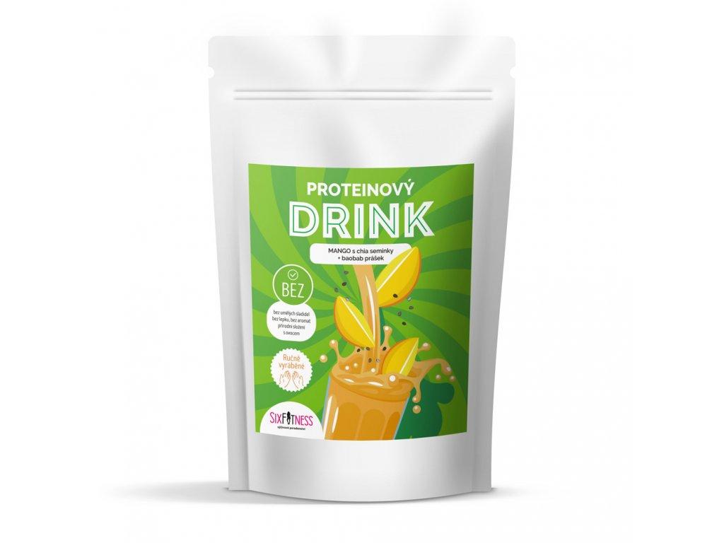 SF protein drink mango