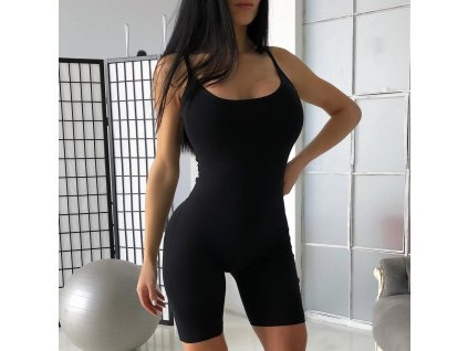 sitxfitness gymsuit black