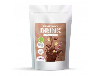 SF protein drink cokolada