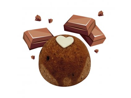 sumivka cokolada photo