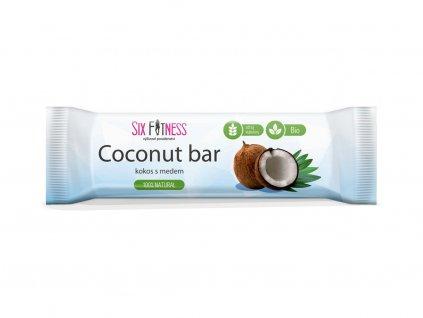 sixfitness kokosova tycinka