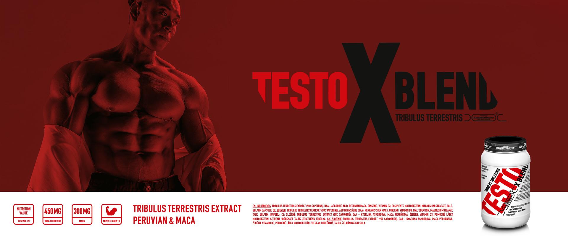 Tribulus Testo X-Blend