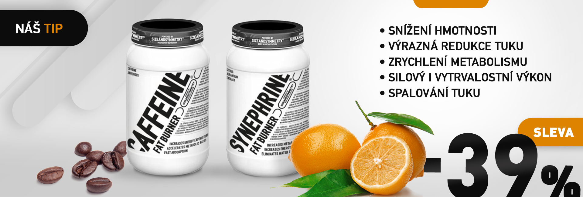 Synephrine + Caffeome