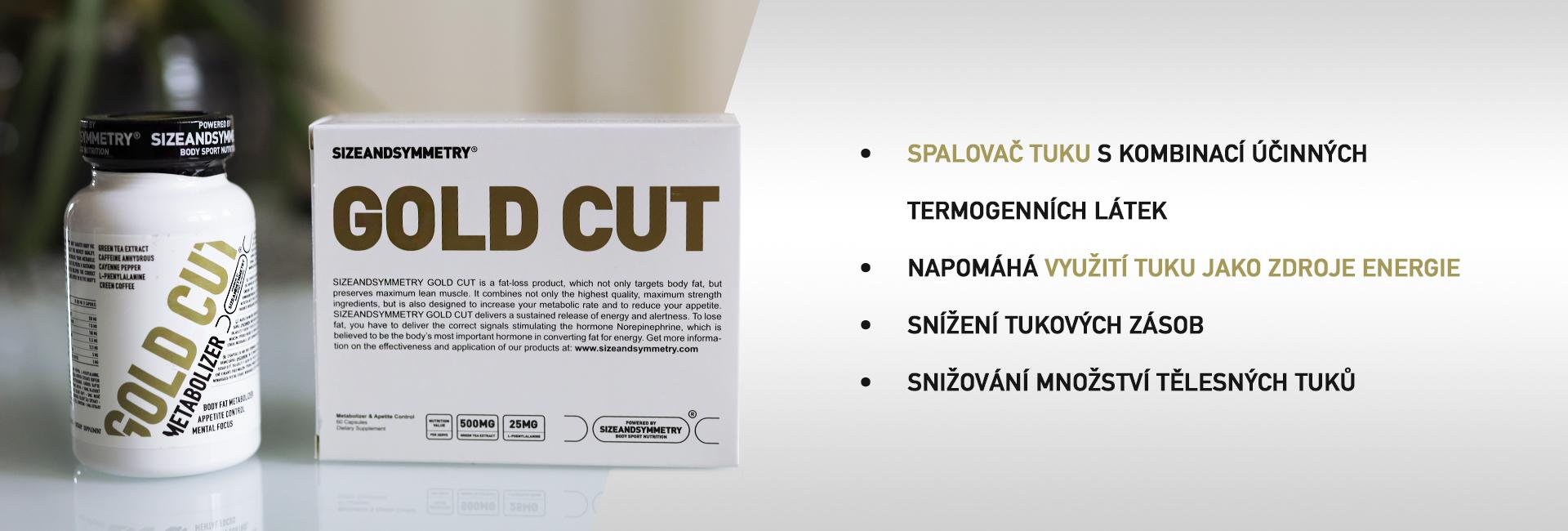 Gold Cut + Gold Cut