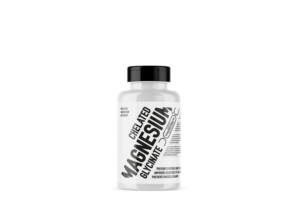 Magnesium chelated