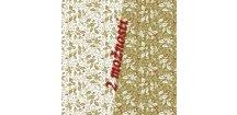 Vánoční ubrus - CESMÍNA - různé velikosti