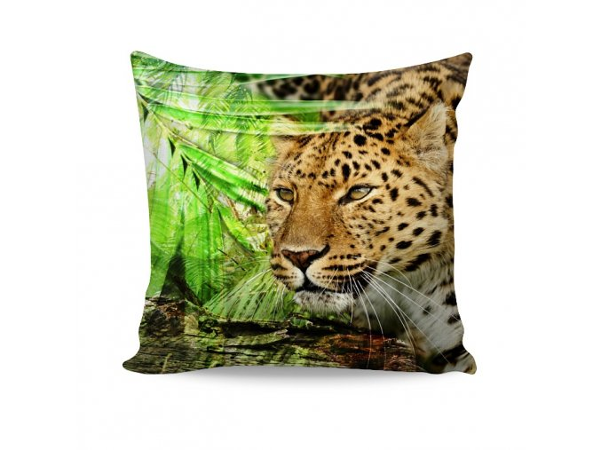 Povlak Leopard 40/40 cm