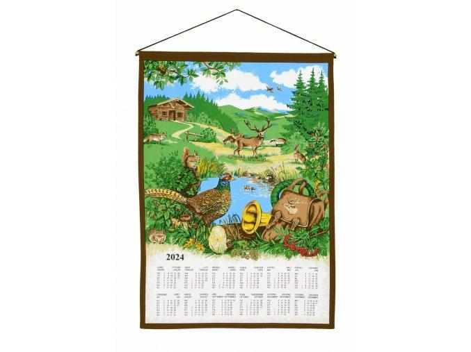 Kalendář MYSLIVECKÝ 2021