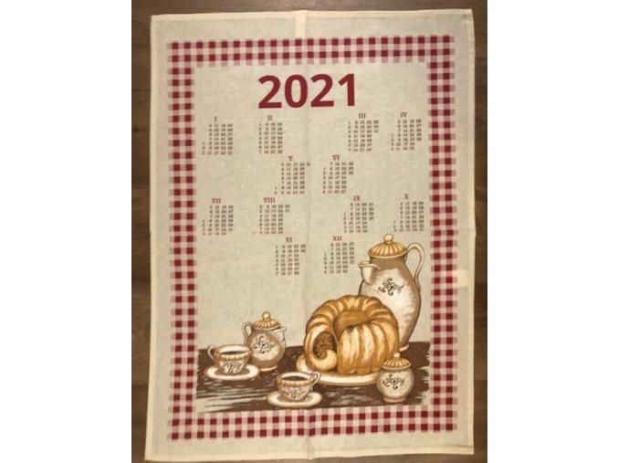 Kalendář KÁVA 2021