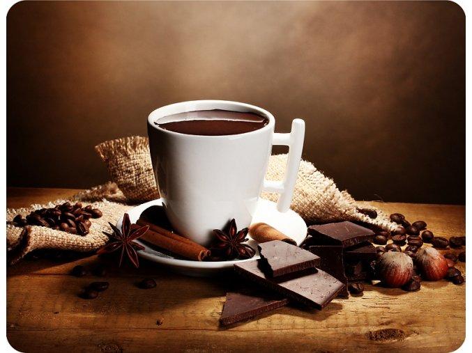 prostirani horka cokolada