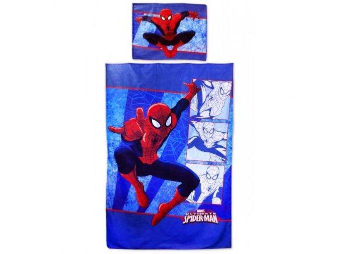 povlečení disney spiderman
